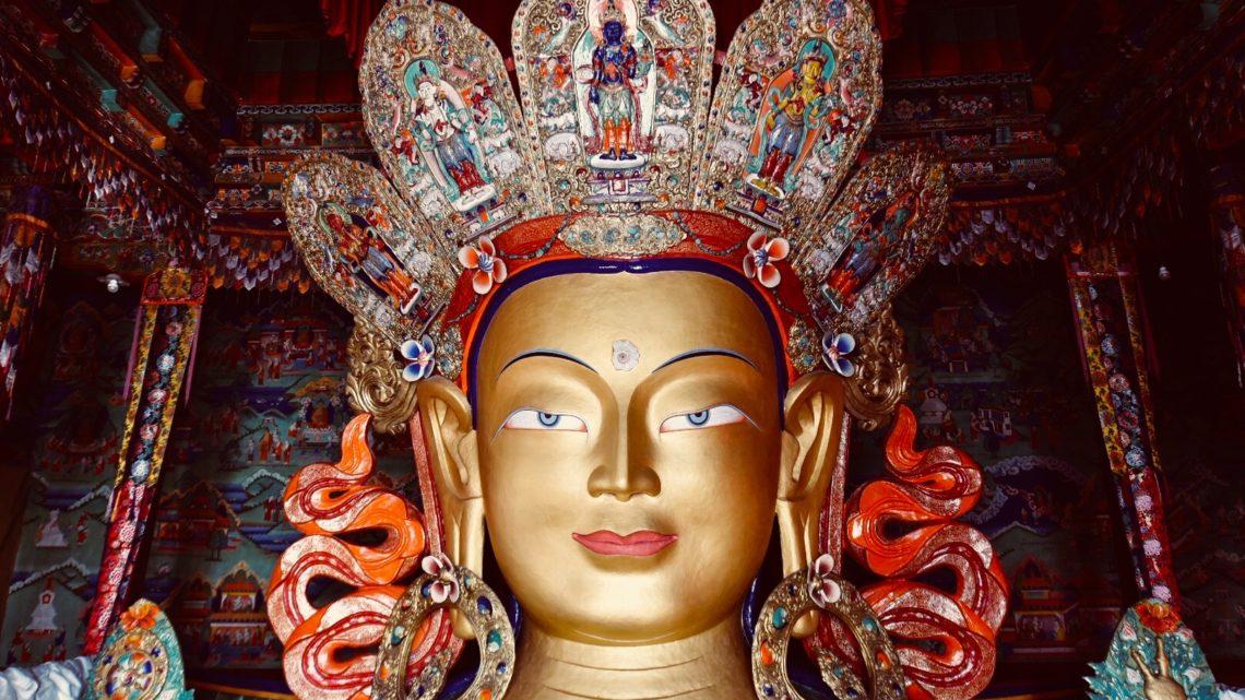 Buddha is everywhere