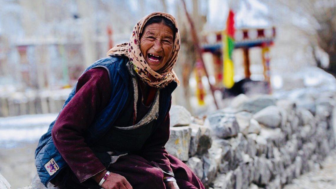 Die Menschen in Ladakh und wie wohnt es sich im Winter dort