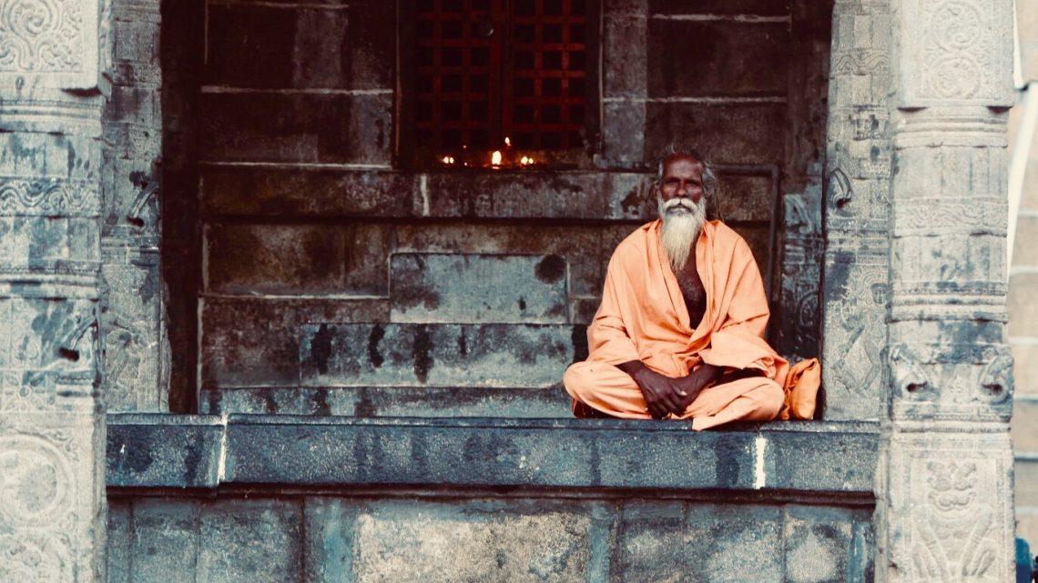 Pondicherry und der Geist der Toten