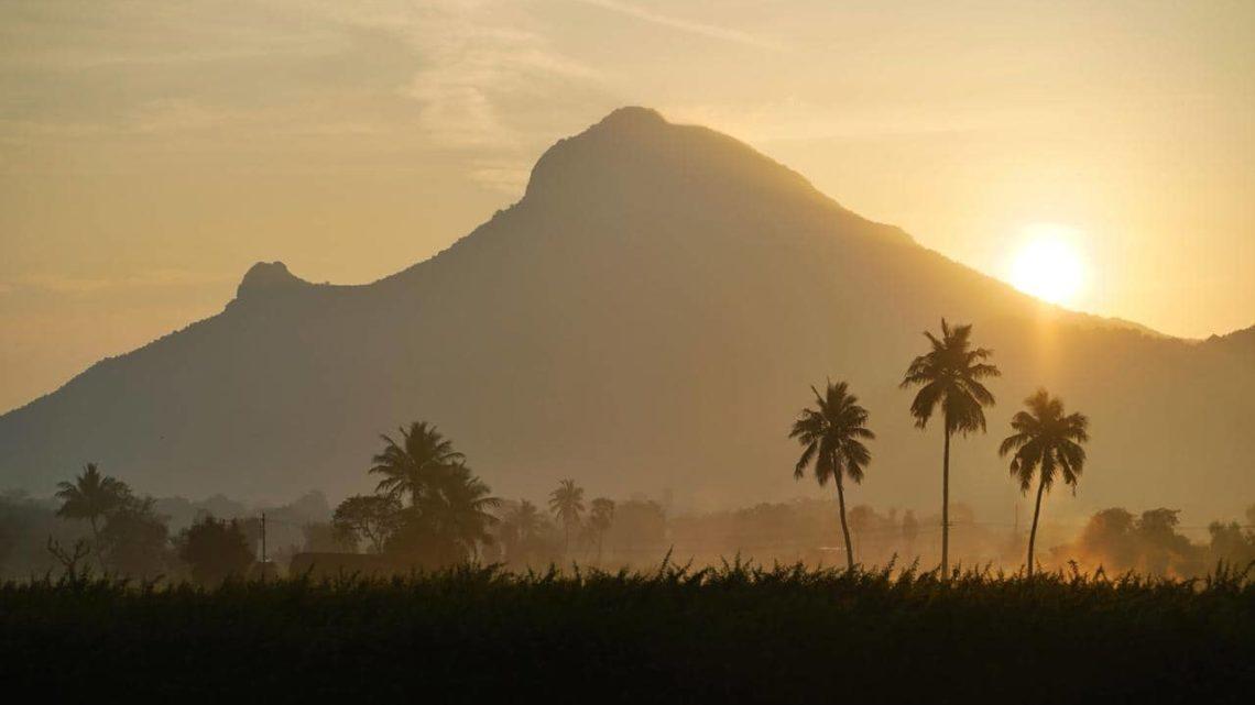 Tränen in der Stadt der Liebe – Tiruvanamalai