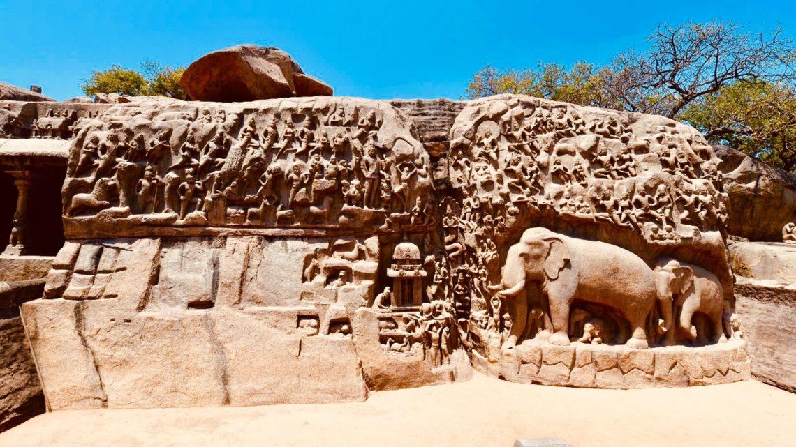 Mamallapuram – Weltkulturerbe und die Essenz der Religionen