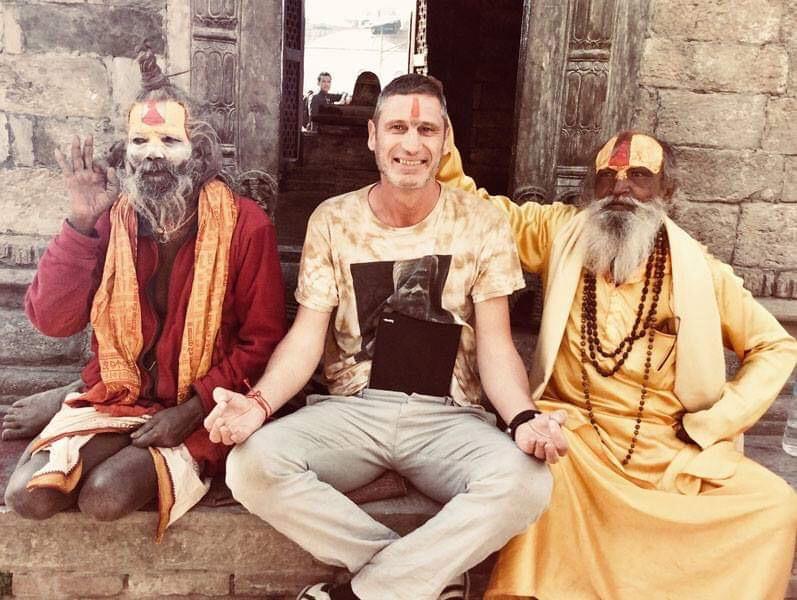 Meine Reise nach Indien