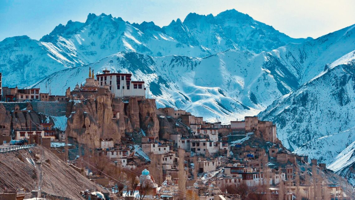 On the road to heaven – die Klöster in Ladakh